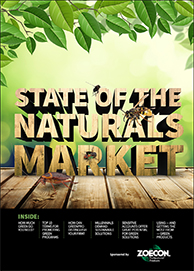 2018 State of the Naturals Market Cover