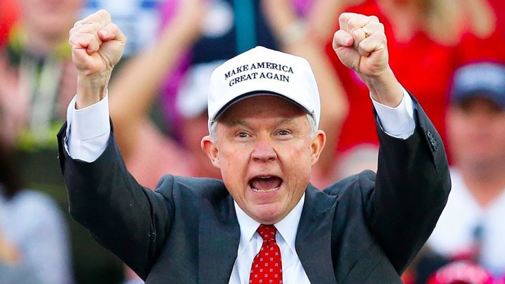 Trump firing Sessions is a 'break the glass moment — Richard Blumenthal