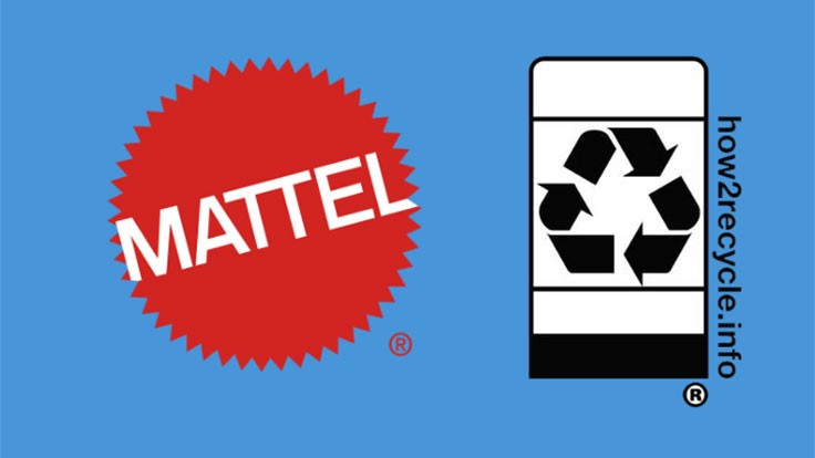 Mattel Adds How2recycle Label To Its Packaging Recycling Today