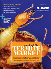 2019 State of the Termite Market Cover