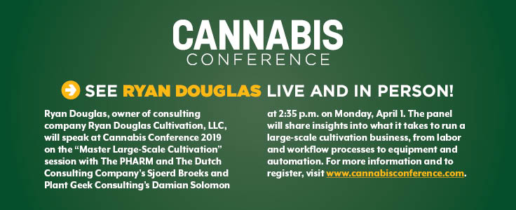 photo of Tips to Master Large-Scale Cannabis Cultivation: Q&A with Ryan Douglas image
