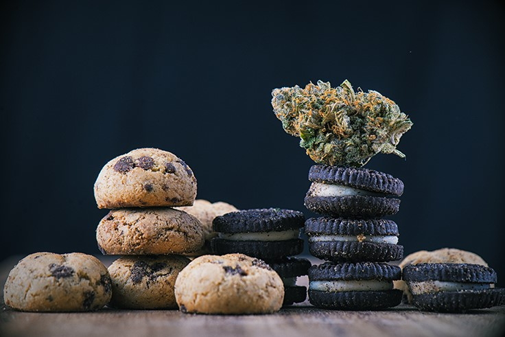 Canada to allow the sale of marijuana edibles