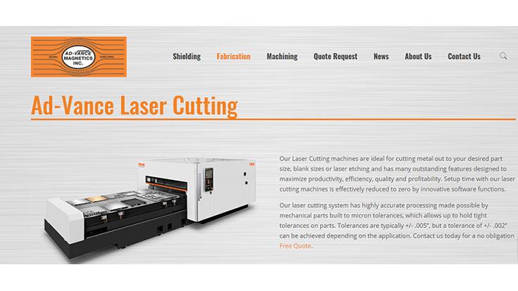ad-vance-magentics-mazak-laser-cutting