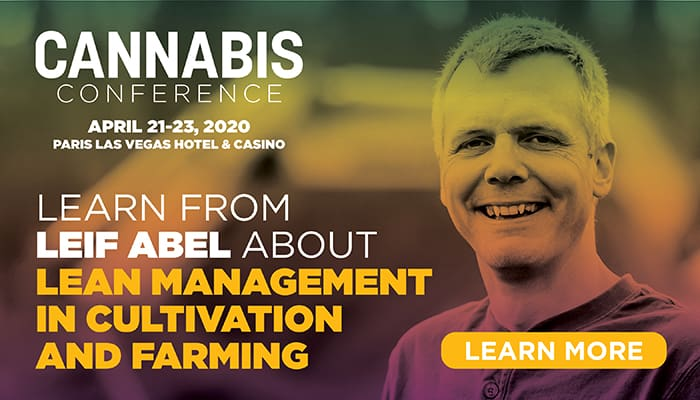 cannabis conference cultivation
