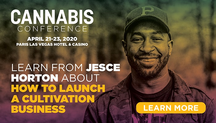 jesce horton cannabis conference
