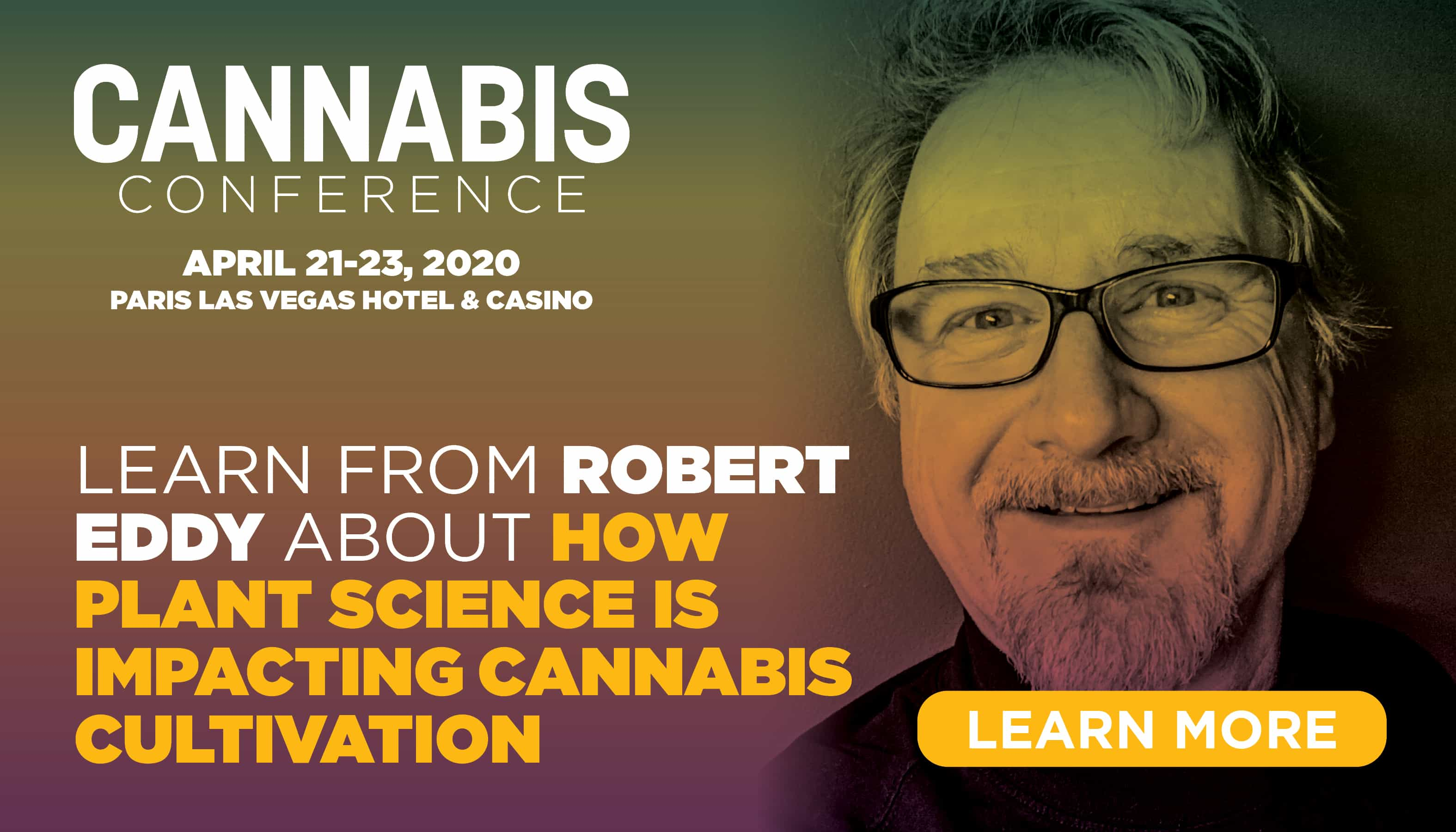 rob eddy cannabis conference