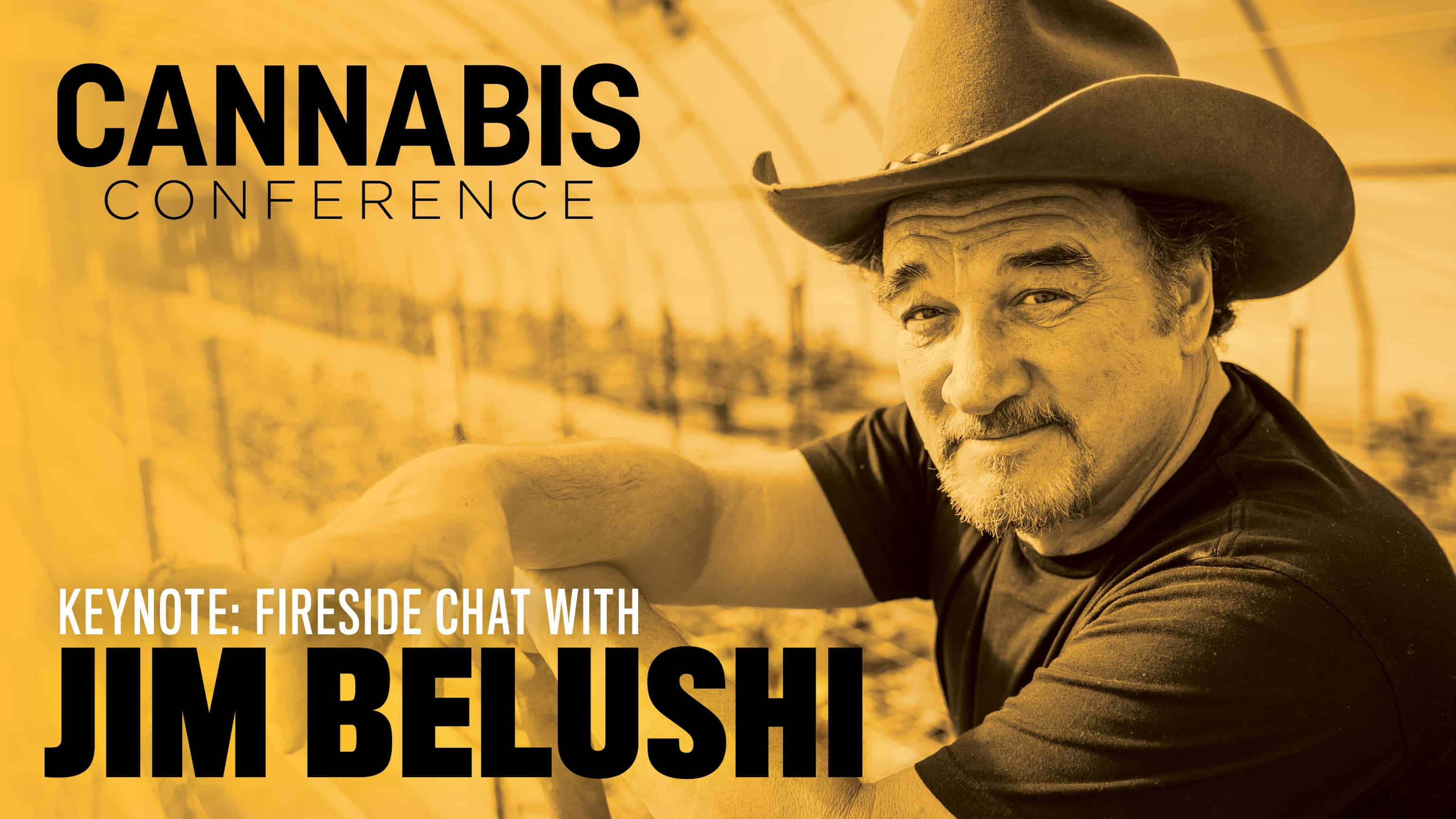 jim belushi cannabis conference