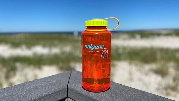 nalgene bottle titan renew