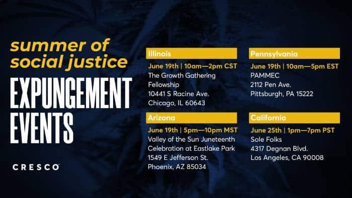 schedule cresco summer social justice