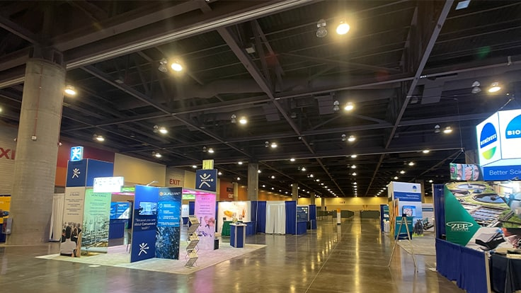 IAFP 2021 Exhibit Hall
