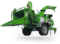 Model 990XP Drum Chipper - Image