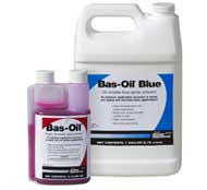 Bas-Oil - Red and Blue Oil-soluble Colorants (blue) - Image