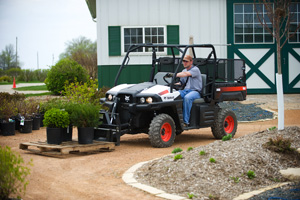 Bobcat utility vehicles 2011 - Image