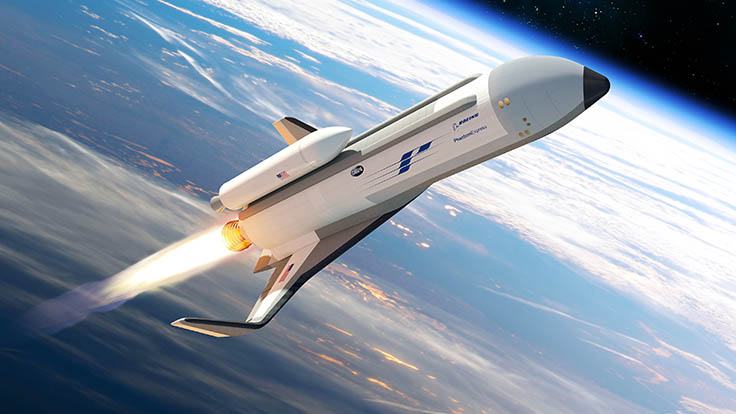 Boeing's next experimental spaceplane isn't so secret