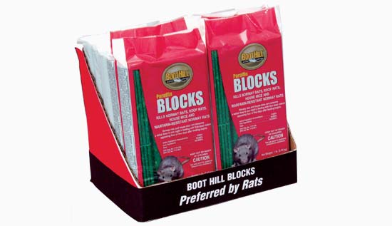 BootHill Paraffin Blocks - Image