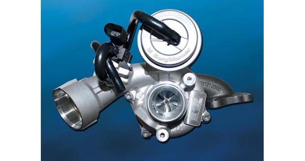 Borgwarner supplies turbochargers for Chinese VW 1.4L engines