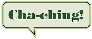 Image result for cha ching