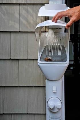 Clean Rain Ultra Downspout Diverter - Image