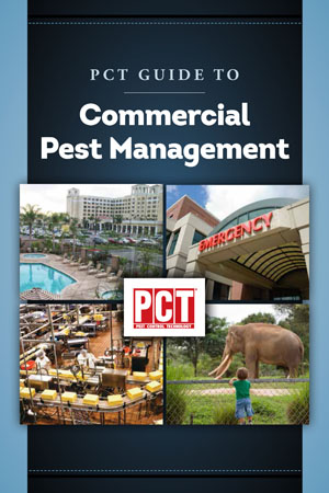 PCT Guide to Commercial Pest Management- FREE Technician's Handbook with every purchase! - Image