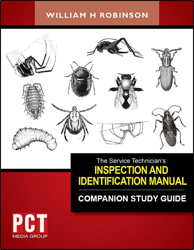 Companion Study Guide for The Service Technician's Inspection and Identification Manual - Image