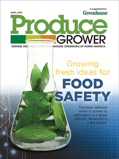 Mixing It Up For Premium Produce Produce Grower
