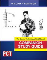 Companion Study Guide for The Service Technician's Field Manual - Image