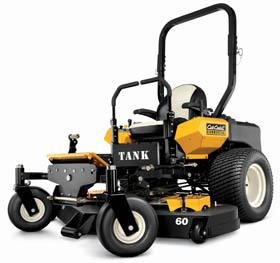 Tank L zero-turn mower - Image