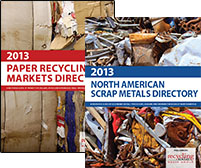 2013 Scrap Metals and Paper Markets Directory Combo - Image