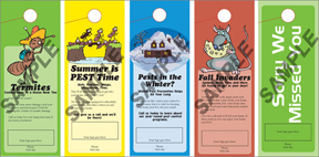 Seasonal Door Hangers - Image