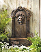 Lion Wall fountain - Image