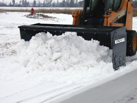 EDGE Oscillating Snow Push - Image
