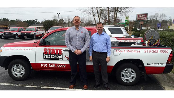 pest service expands to north carolina