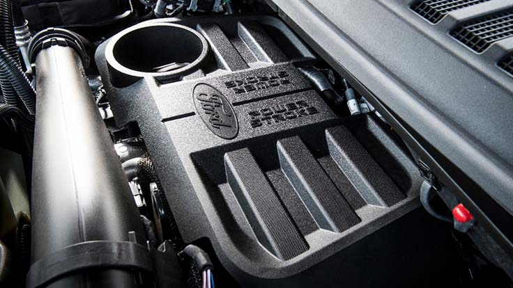 Ford Motor Company set to launch diesel truck
