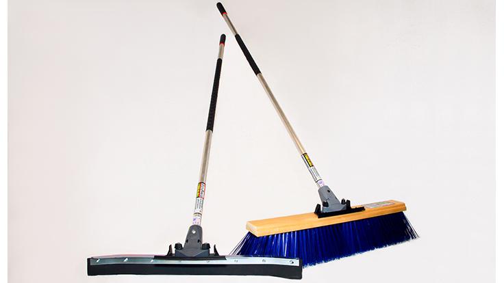 flexsweep touts of push broom - Push Broom