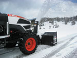 Front-mounted snowblowers - Image