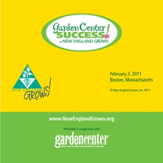 Garden Center Success at New England Grows on DVD - Image