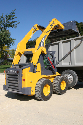 V330 Skid Loader - Image