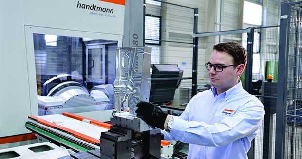 Handtmann A-Punkt Automation celebrates 25th Anniversary