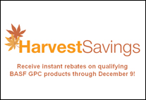 BASF Harvest Savings Promotion - Image