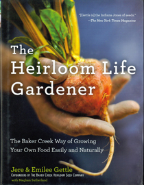 Heirloom Life Gardener book - Image