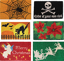 Seasonal doormats - Image