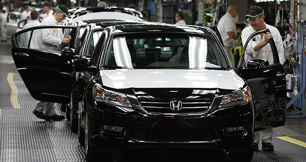Honda failed to report 1,729 accidents to federal regulators from 2003 to 2014