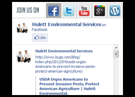 Hulett Introduces New Social Media Widget - Image