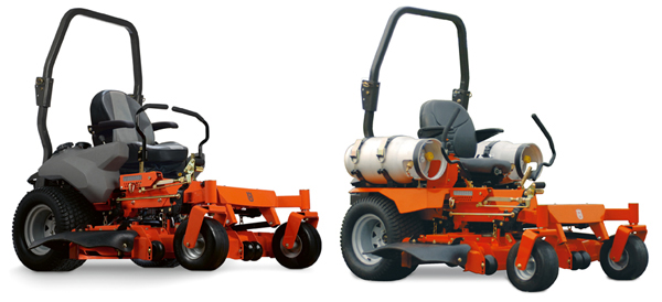 Husqvarna PZ Series Zero Turn Mower - Image