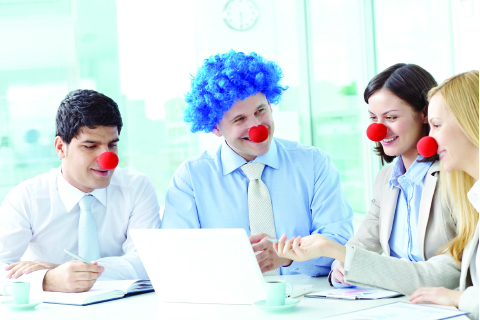 Office Clowns