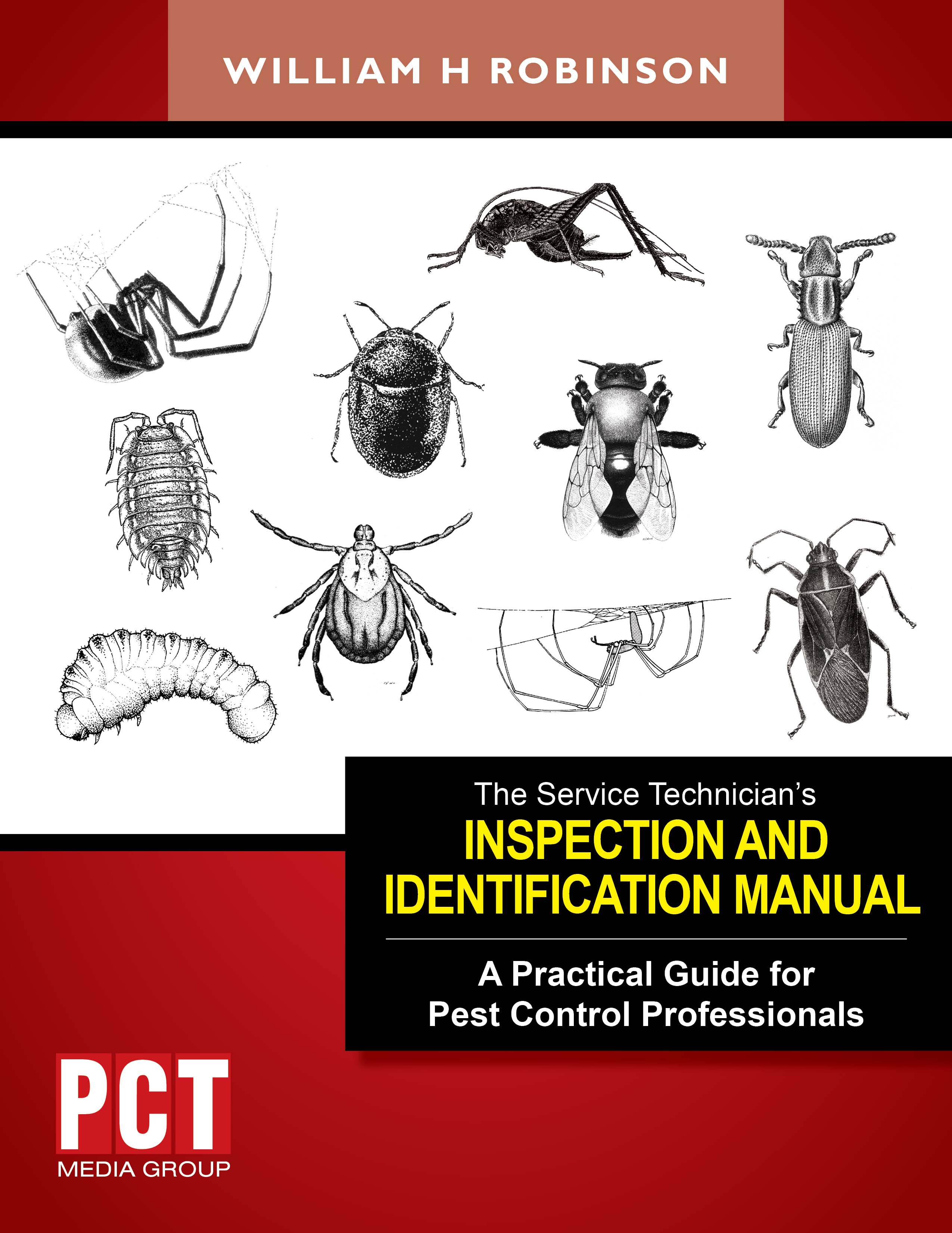 Service Technician's Inspection and Identification Manual - Image