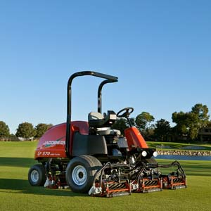 Jacobsen LF550 and LF570 light fairway mowers - Image