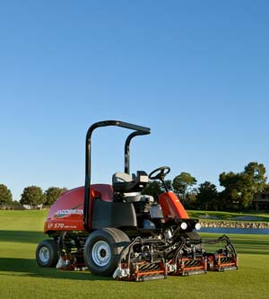Jacobsen debuts new mowers - Golf Course Industry