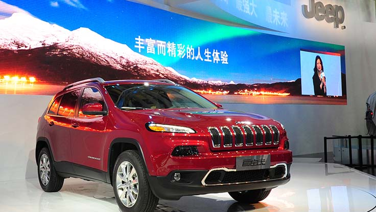 Fiat Chrysler extend China partnership with GAC