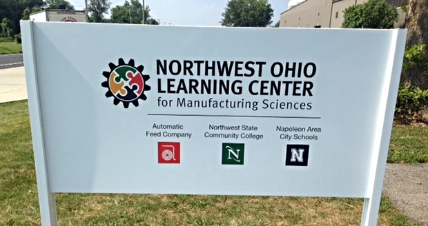 Northwest Ohio Learning Center for manufacturing sciences